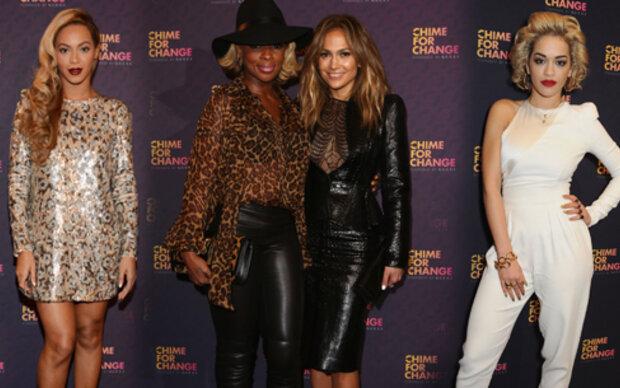 J.Lo, Beyoncé & Co in Gucci
