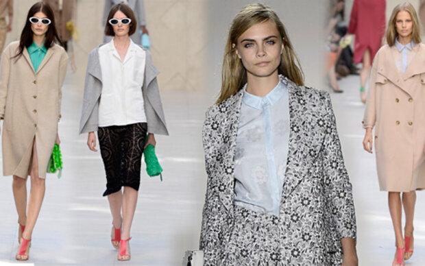 Londoner Mode setzt auf