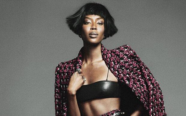 Naomi Campbell über ihr Comeback bei Versace