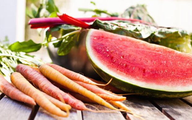 5 Mal pro Tag Obst & Gemüse ist zu wenig?