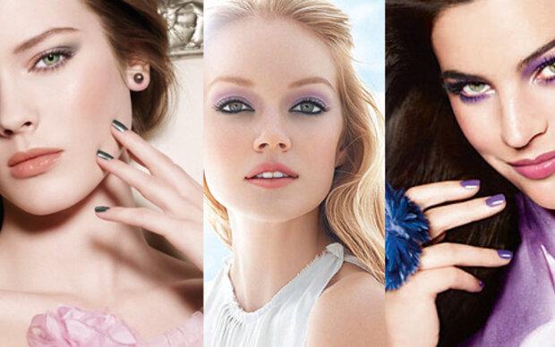 Frühlingserwachen:  neue Make-Up Looks