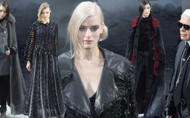 Chanel Depri-Mode zum Fürchten