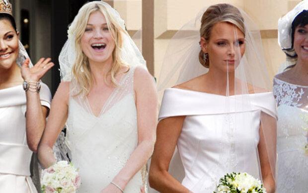 Wer ist die schönste Braut?