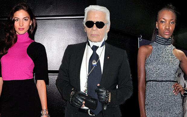 Lagerfelds Billigkollektion