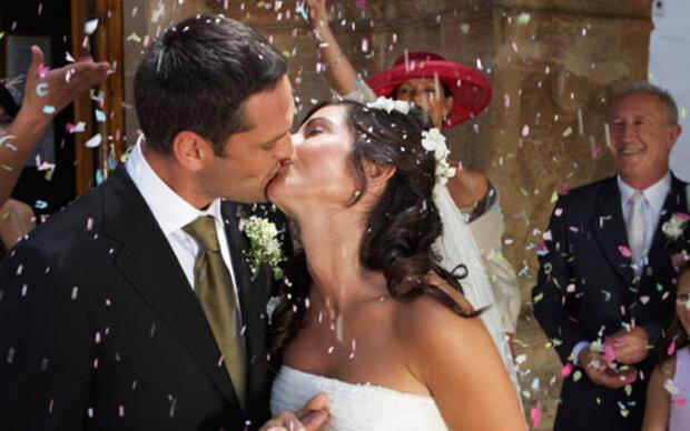 1/3 der Männer heiraten nicht aus Liebe