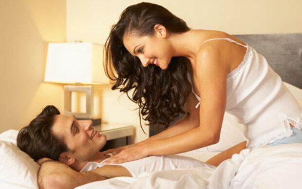 Männer fühlen sich im Bett unter Druck gesetzt