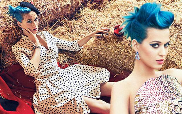Katy Perry über ihre Mode-Einflüsse