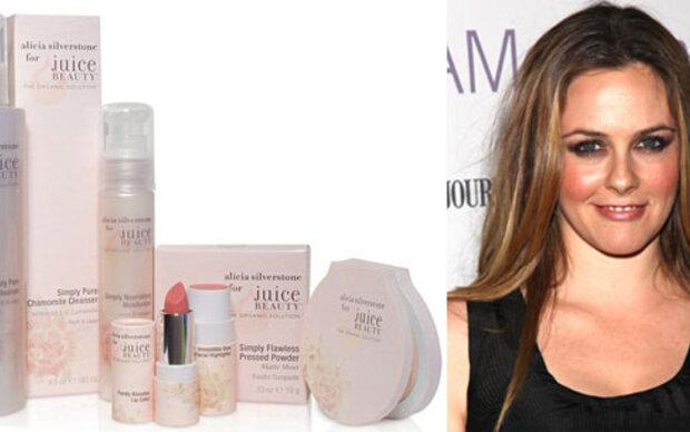Alicia Silverstone bringt Biokosmetik auf den Markt