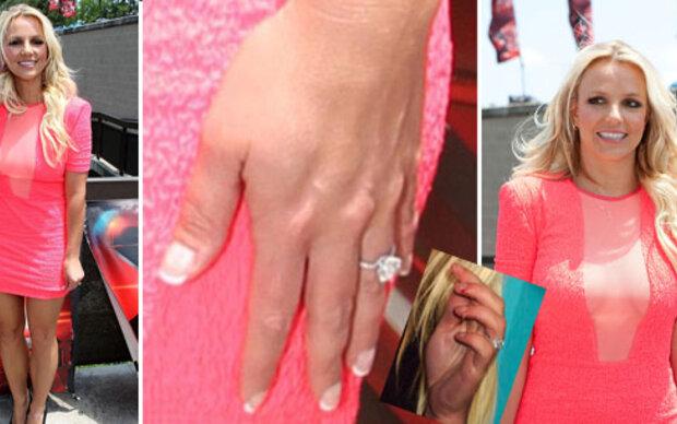 Britney Spears investiert in eine Maniküre
