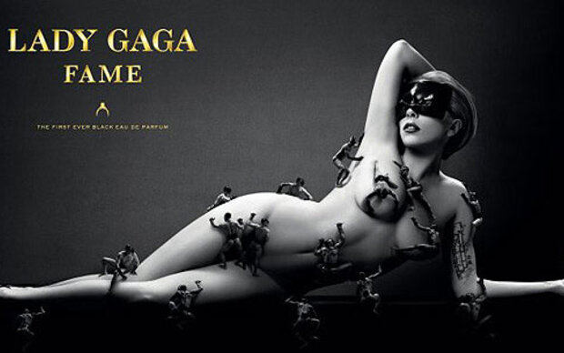 Erster Blick auf Lady Gagas Parfum-Kampagne