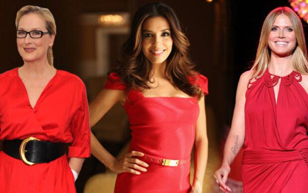 Darum tragen Frauen Rot