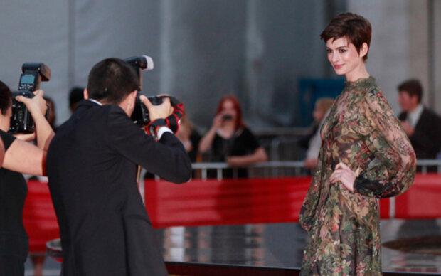 Anne Hathaway im Kampf mit ihrer Figur