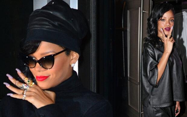 Rihanna über ihre  Mode-Inspiration