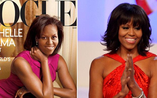 2.Vogue-Cover für Michelle Obama?