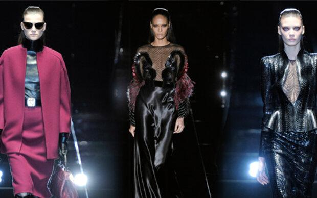 Gucci eröffnet Mailänder Modewoche