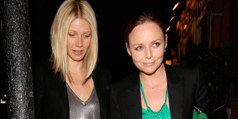 Paltrow & McCartney als Designer-Duo