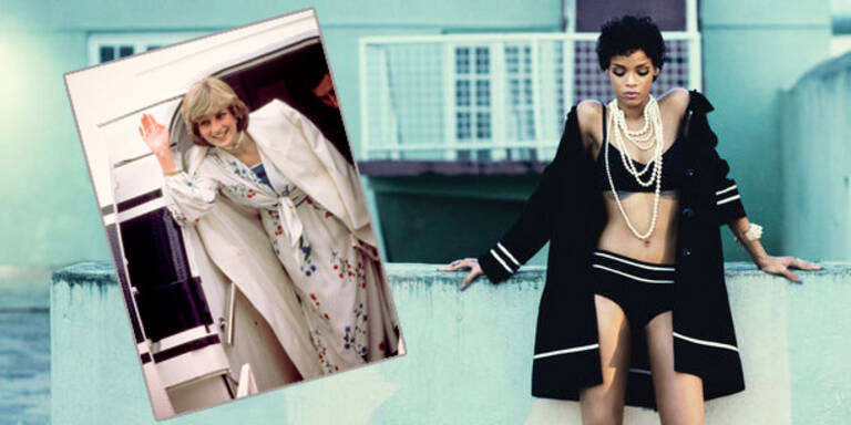 Riris Mode-Vorbild: Lady Diana!