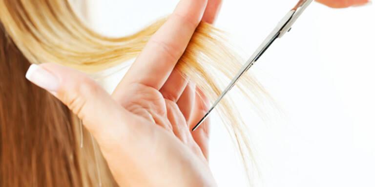 7 Zeichen dafür, dass die Haare alt werden