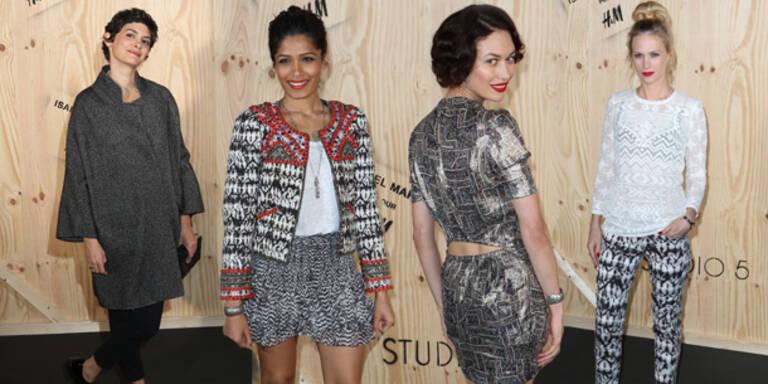 Stars zeigen Isabel Marants neue H&M-Mode