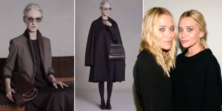 Olsen-Twins mit witziger Omi-Kampagne
