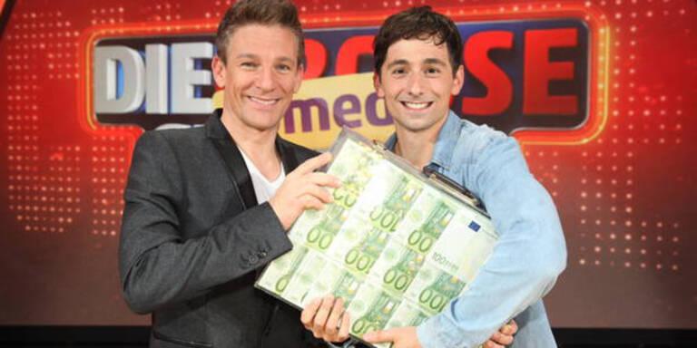 """Sanrey gewinnt ORF-""""Comedy Chance"""""""