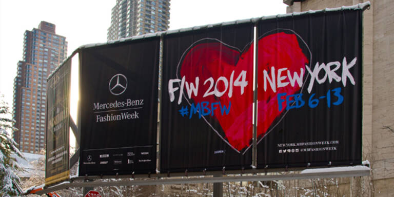 So viel kostet eine Woche NY Fashion Week