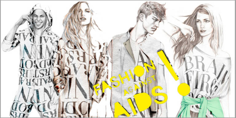 Neue Fashion Against Aids H&M-Kollektion
