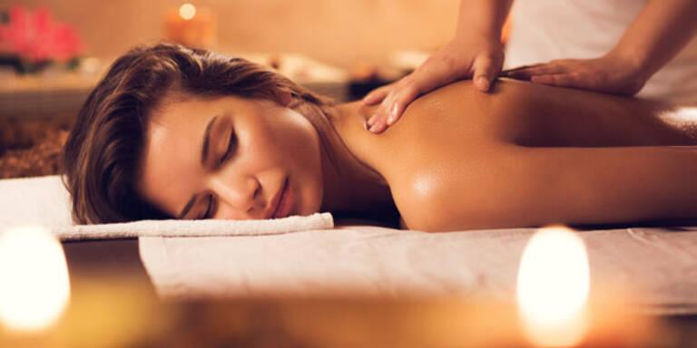 Das kann die Meridian-Massage