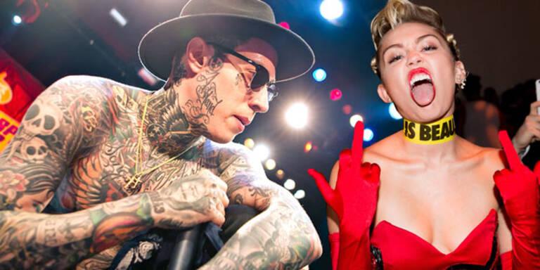 Miley Cyrus: So wild ist ihr Bruder Trace