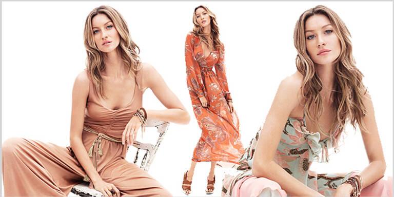 Gisele und H&M machen Lust auf Sommer