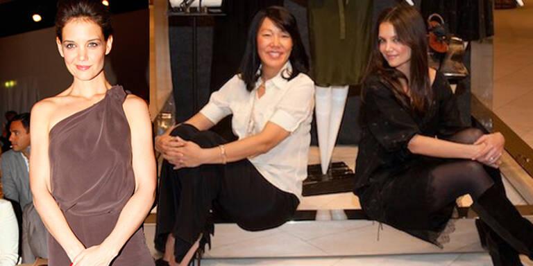 Katie startet mit eigener Mode-Kollektion