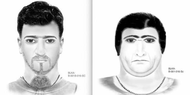 Diese Männer vergewaltigten Frau in ihrer Wohnung