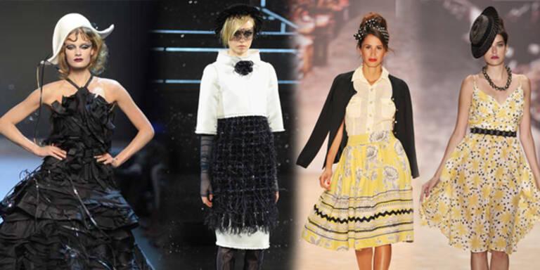Fashionweek Paris vs. Berlin