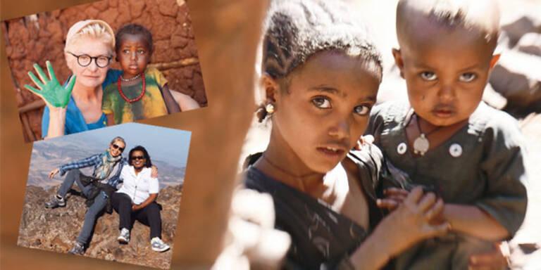 Starke Frauen für Afrika