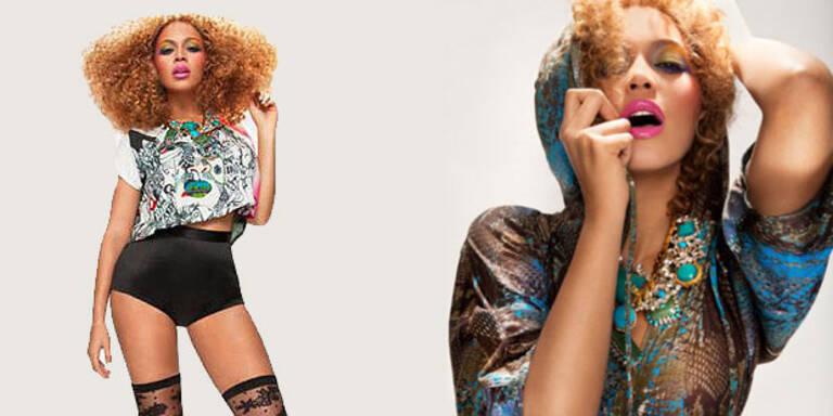 Beyoncés neue Herbstkollektion