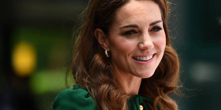 Auf diesen Föhn-Trick schwört Herzogin Kate