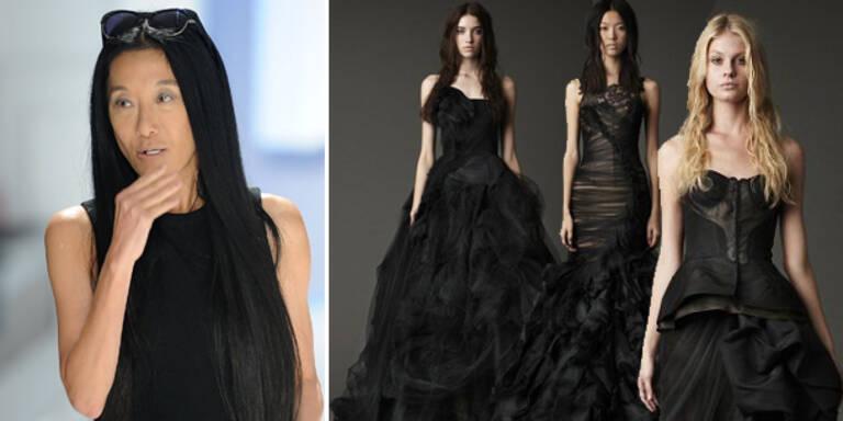 Neuer Trend: Die Braut trägt schwarz?