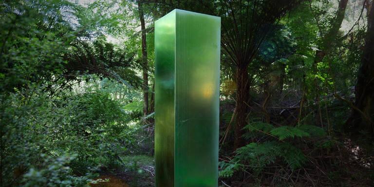 Monolithen-Rätsel gelöst? Sie sollen hinter Coup stecken