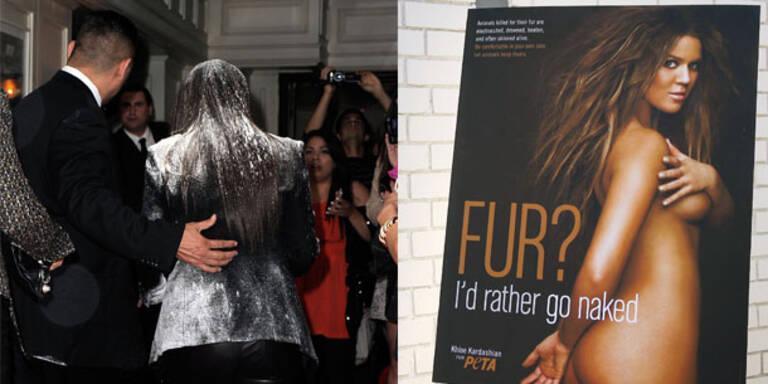 Khloé Kardashian steigt bei PETA aus