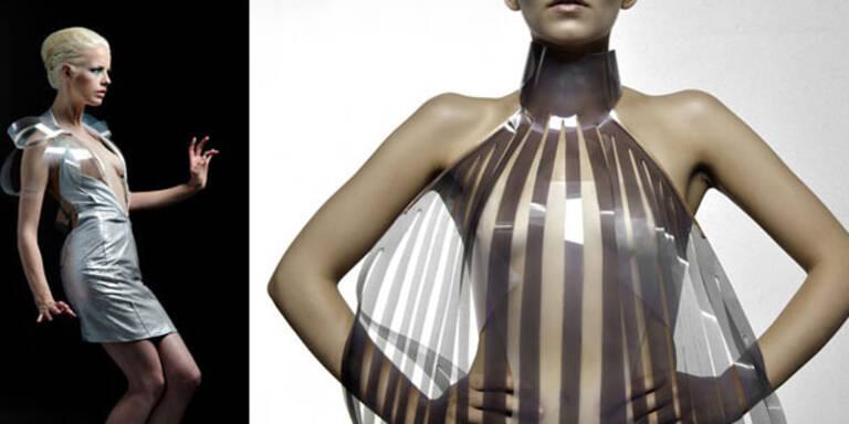 Ein Kleid, das auf Herzklopfen reagiert