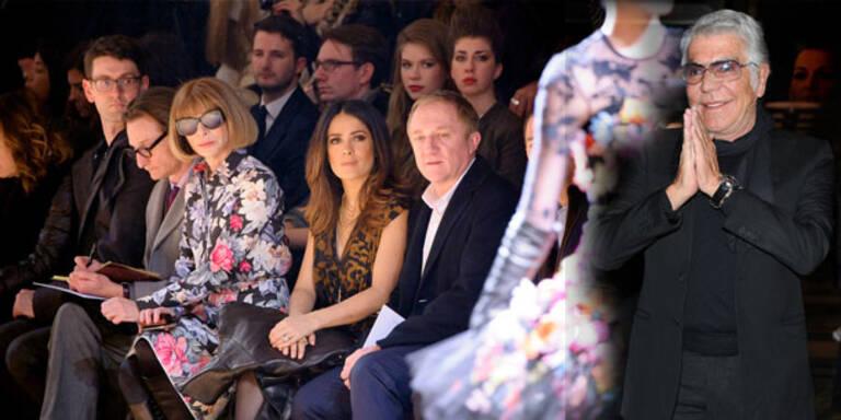 Roberto Cavalli greift Anna Wintour an