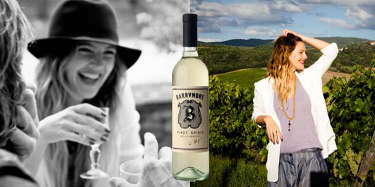 Drew Barrymore geht unter die Weinbauern
