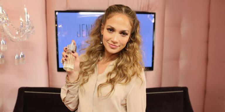 J.Lo launchte neuen Duft 'Glowing'