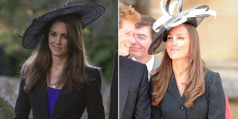 Kates Hüte unter dem Hammer