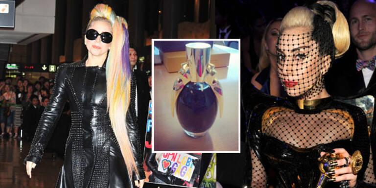 Lady Gagas Blut-Parfum