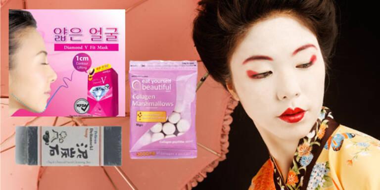 Die 6 schrägsten asiatischen Beauty-Produkte