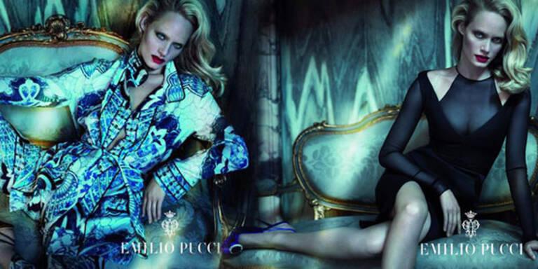 Erste Pucci-Werbekampagne seit Gründung