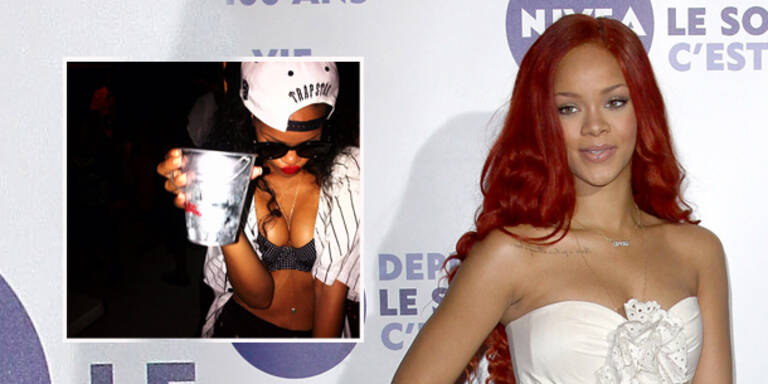Rihanna von Nivea abgewiesen