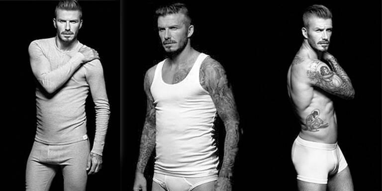 Beckham heizt wieder ein