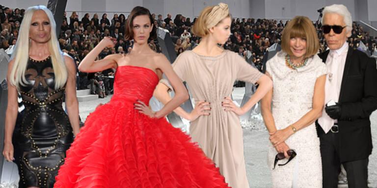Modemetropolen im Fashion Week Fieber